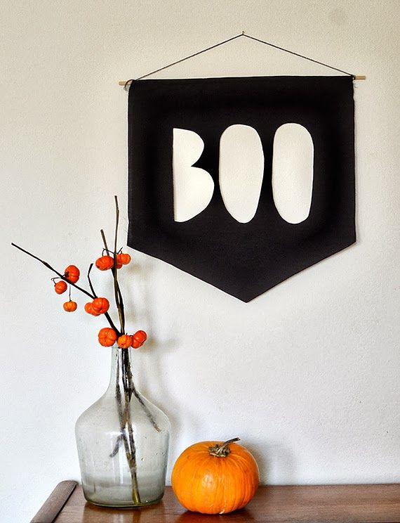 Ideias para a decoração de halloween :-) - dcoracao.com - blog de decoração