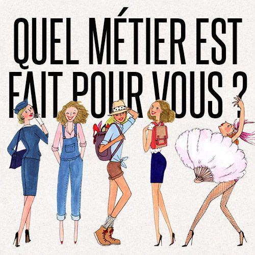 My Little Paris - Quizz Metiers
