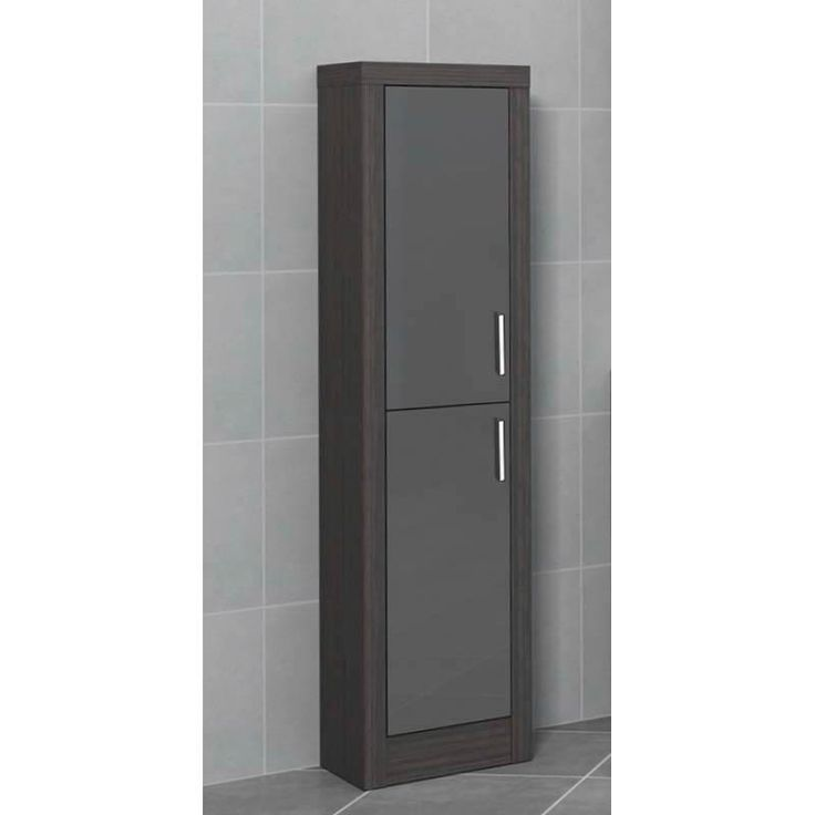 Hacienda Tallboy (Colour Options)-This Tallboy is part of a large range of matching bathroom furniture