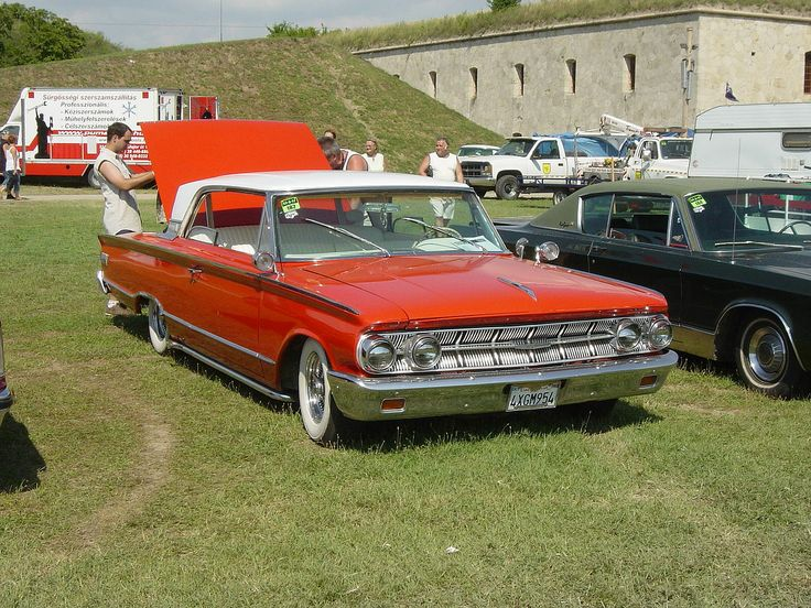 1963 - Mercury Monterey 2-door Hardtop