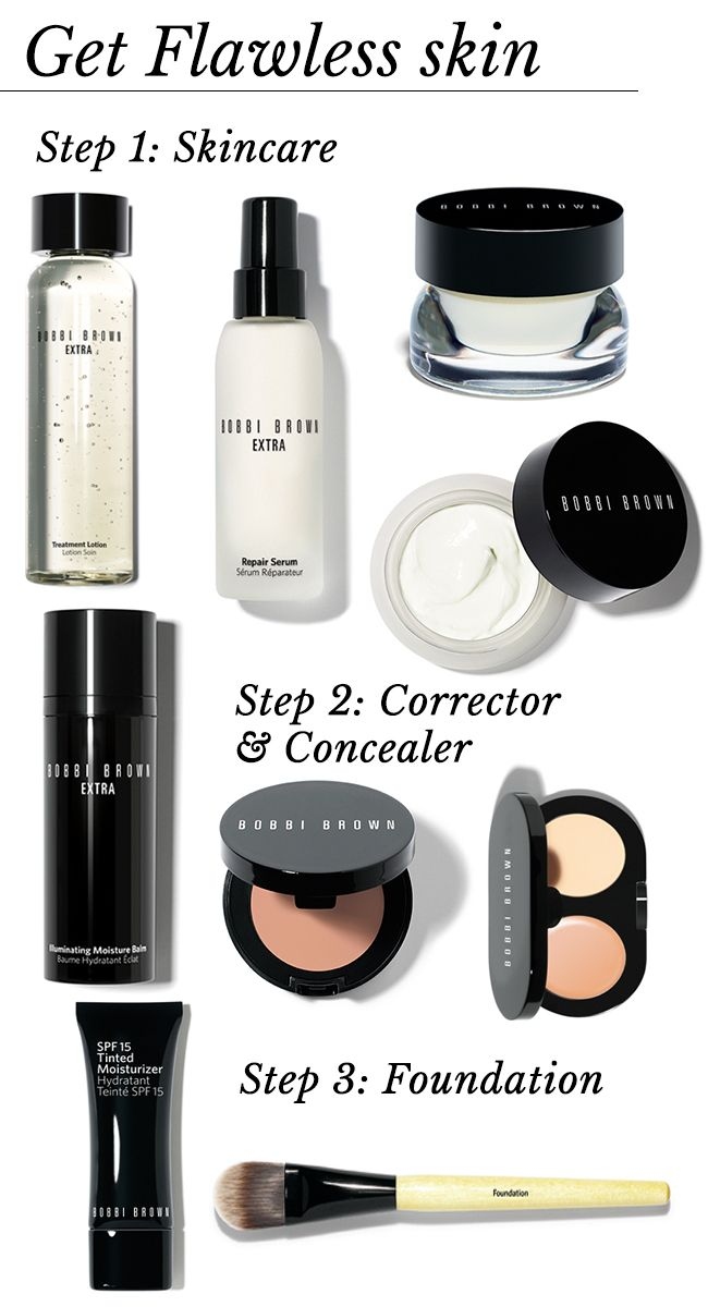 The Secret to Getting Flawless Skin with Bobbi Brown