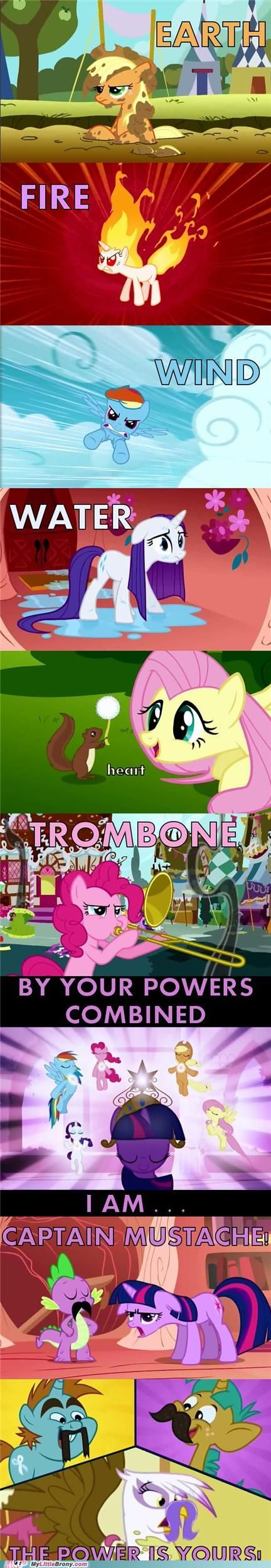 The Element of Trombone? Plus I see hints of a Avatar reference...:3