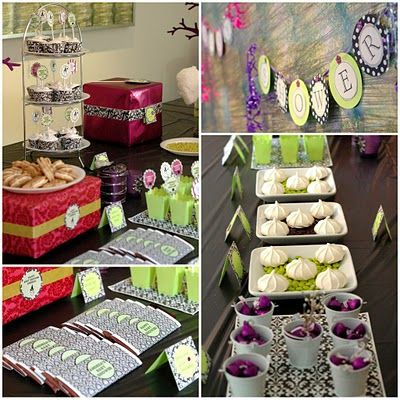 Halloween Baby Shower Decorations Home Design Ideas And Pictures