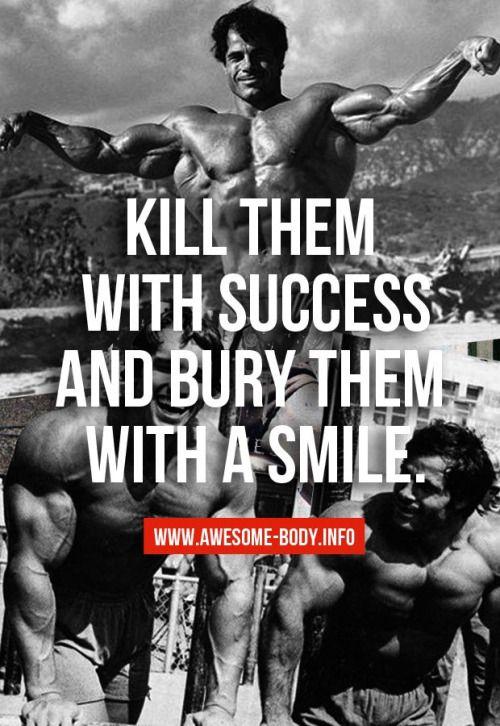 arnold schwarzenegger motivation quotes | Tumblr