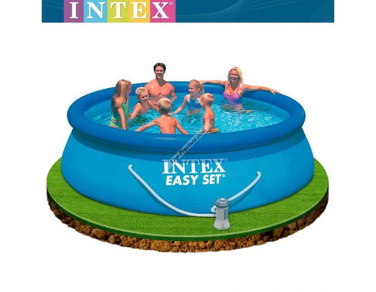 Hola amigos ya estamos en Junio!! Intex te ofrece una gran variedad de modelos de piscinas desmontables y medidas. Entra en TOP-PISCINAS y elige la que más te guste y disfruta del verano al mejor precio. http://www.top-piscinas.com/piscinas-de-pvc