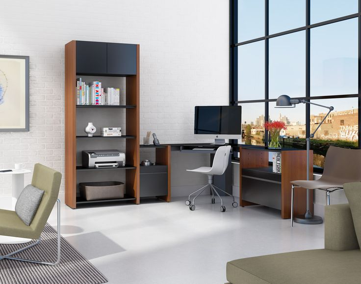 Semblance Modular Office System By BDI