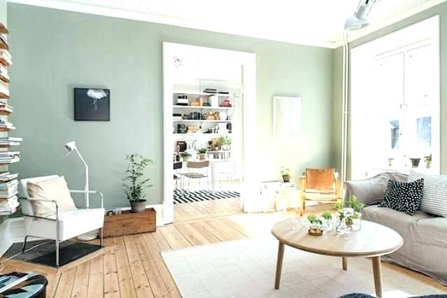 Light Mint Green Living Room