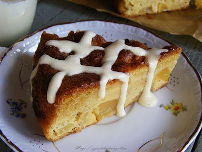 szeretetrehangoltan: Francia almatorta. Mákos almatorta. Marcipánkrém. 3:1