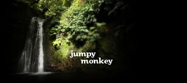 Jumpy Monkey by DavidsTea