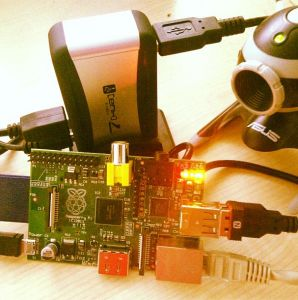 How To: Raspberry PI Web Cam Server | PingBin