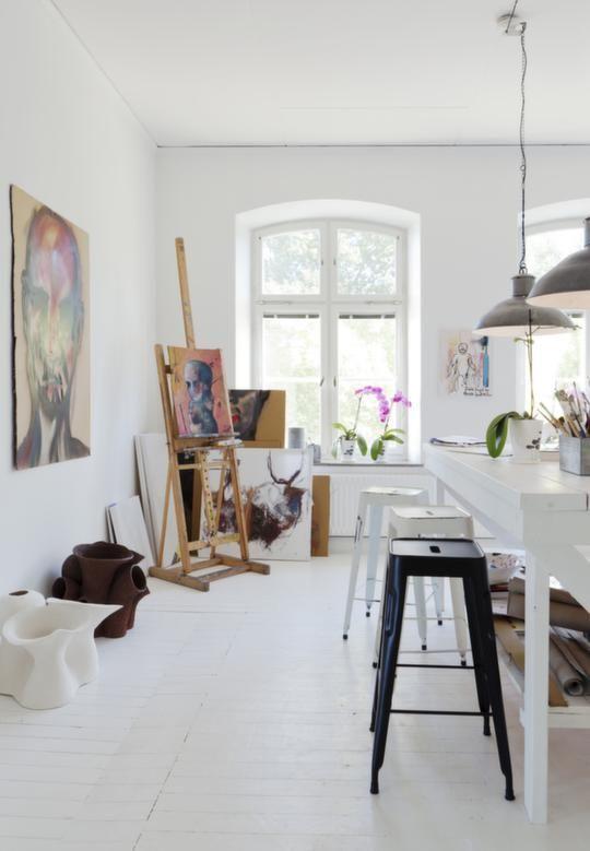 """""""Jag drömde om att bo i en gammal skola""""   Leva & bo   Inredning, tips om möbler, trädgård, heminredning, bygg   Expressen"""