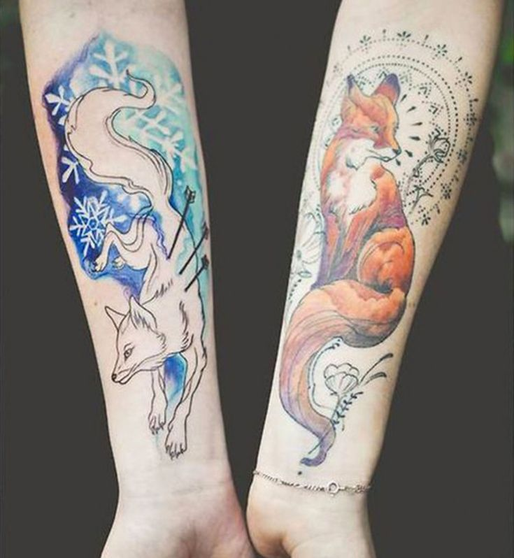 Japanese Tattoos Fox Borneo Tattoos In 2020 Japanese Tattoo Designs Japanese Tattoo Fox Tattoo