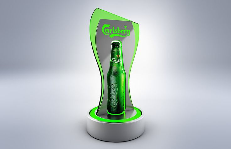 Carlsberg Display & FSU Design on Behance
