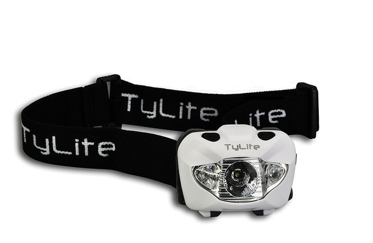 TyLite LED Headlamp Flashlight with Red Lights Best High Quality for Camping, Hiking, Night Vision. Waterproof, Bright Dimmable Spotlight, SOS Strobe Flashers, Adjustable Band, 3 AAA Duracell Batteries Included. Buy Now and Enhance Your Adventures! ** This is an Amazon Affiliate link. Want to know more, click on the image.