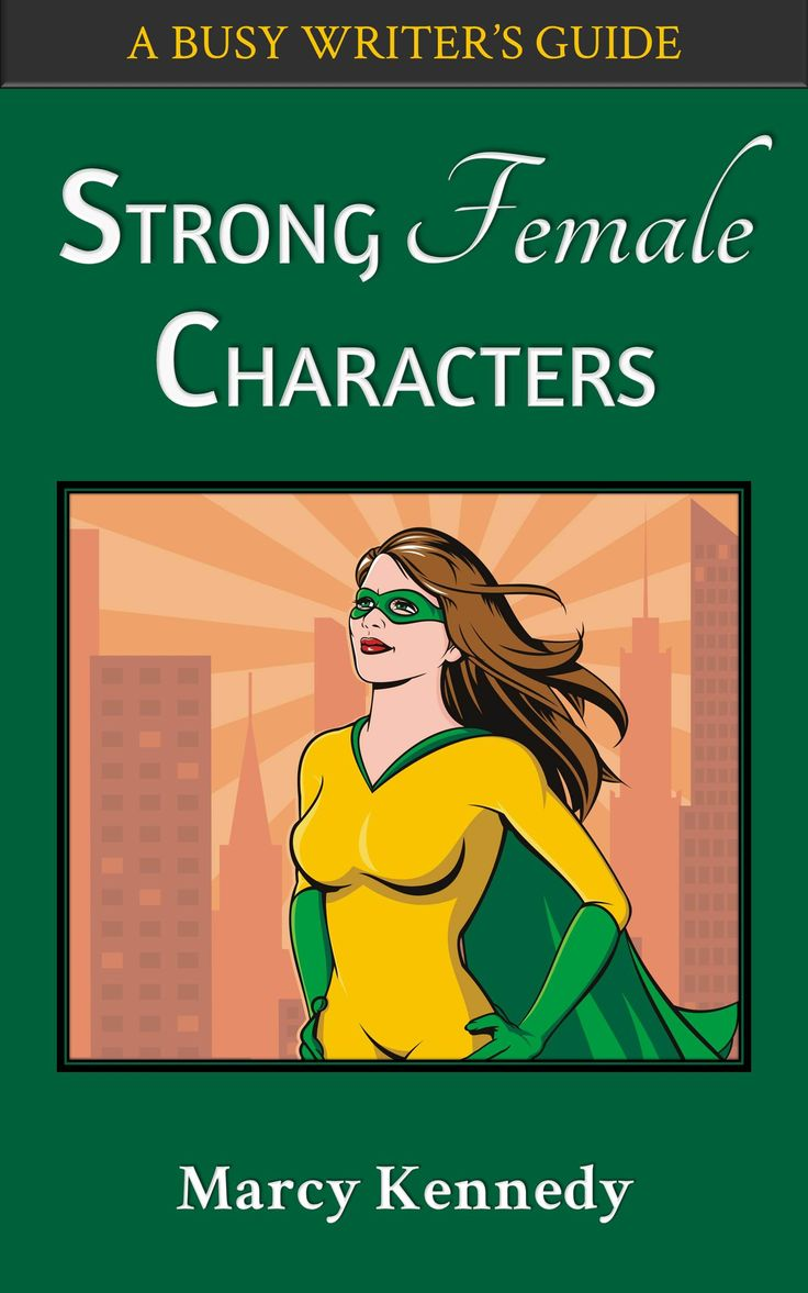 The Emotion Thesaurus - Strong Female Characters