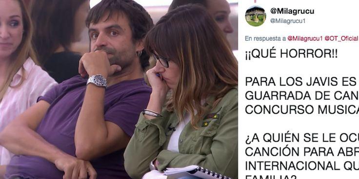 El aplaudido ZASCA de Noemí Galera a un mensaje homófobo sobre 'OT 2017'