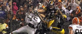 Steelers vs Browns