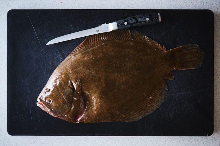 Sådan flår og fileterer du en fladfisk – Guide #1