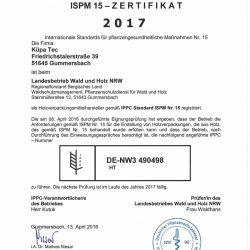 ISPM 15 Zertifiziert IPPC HOLZKISTEN  https://einweg-paletten-kaufen.de/transportkisten