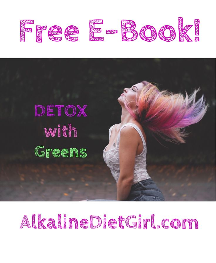 Giving away my ebook to my community! I want to share everything I have learned over the years and the simple keys to having the health you always wanted! #alkalinediet #detox