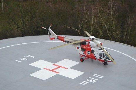 Fakultní nemocnice v Plzni má nejmodernější heliport v republice