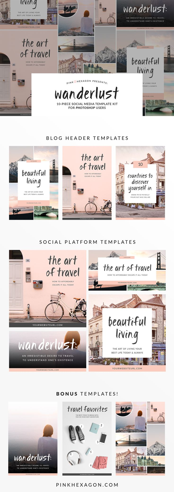 Best 25+ Social media template ideas on Pinterest | Social web ...