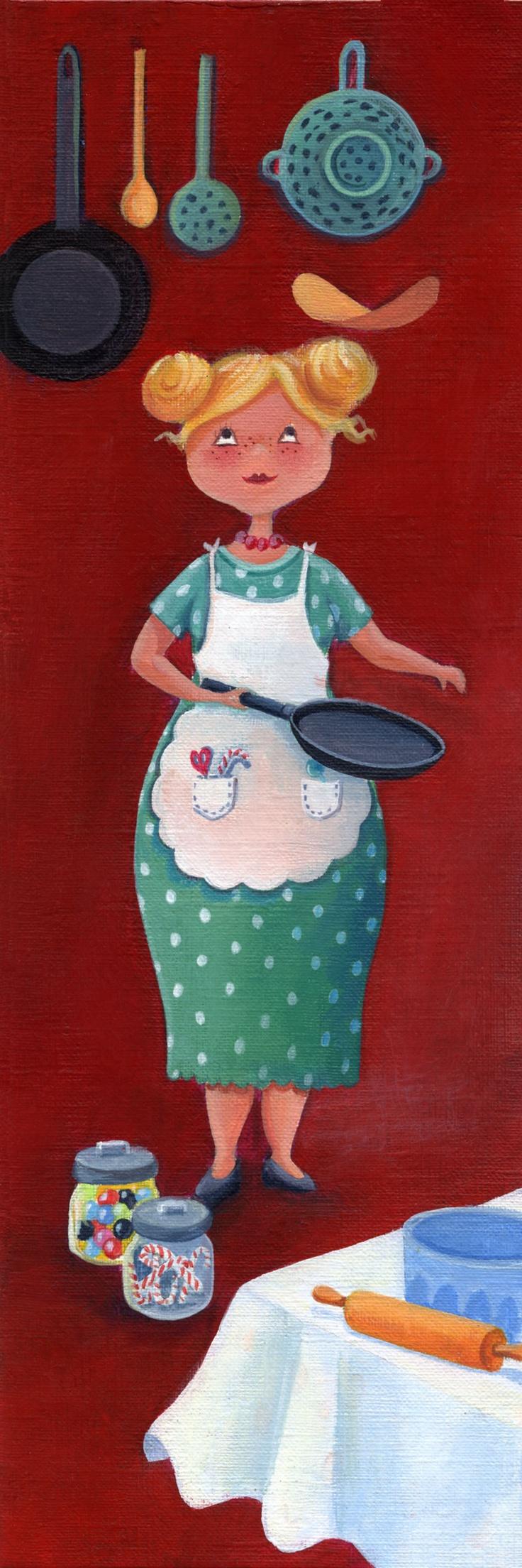 mariecardouat.over-blog.com @@@.....http://es.pinterest.com/mariaalicegoula/trabalho-feminino/