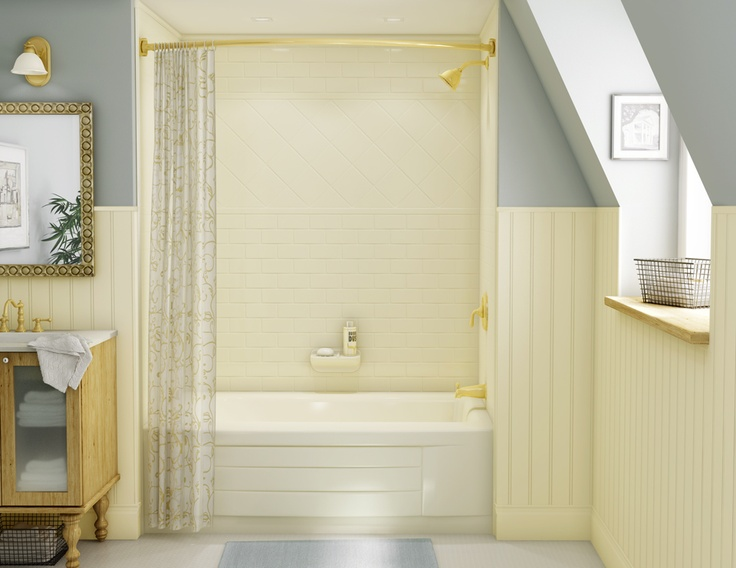 This Beautiful Pearl Padova Style Wall Makes Unit Look Absolutely Superb Bath Er Does It Again