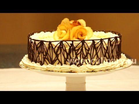Торт Бавария – Элегантный Торт по Рецепту Бабушки Эммы