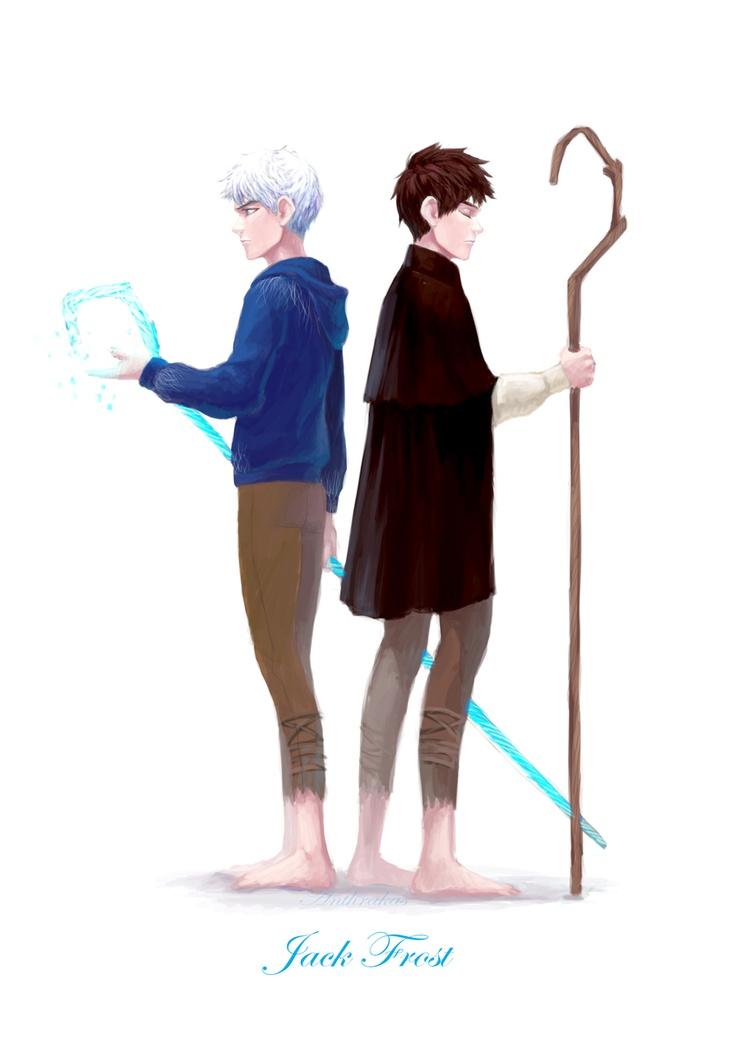 Both Jack Frost by ~Anthrakas on deviantART