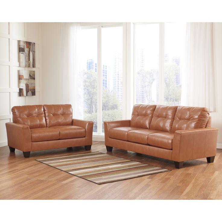 flash furniture durablend living set gray grey orange leather. Interior Design Ideas. Home Design Ideas