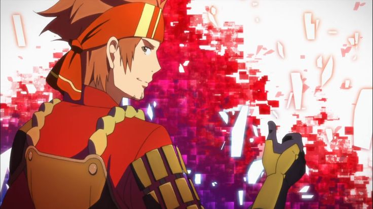 This is Klein, from Sword Art Online. He is amazing! X3