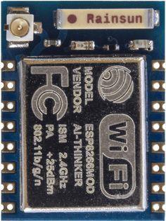 Send & Receive Data with ESP8266 Wi-Fi Module