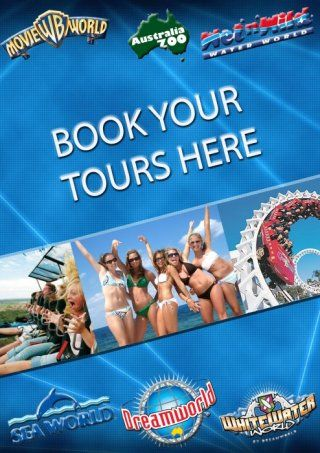 Aruba Beach Resort - Theme Parks and Attractions - Gold Coast Holiday Apartments