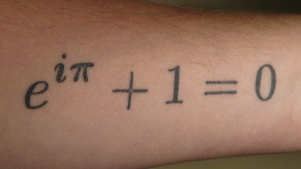 Euler's Identity, the most beautiful equation