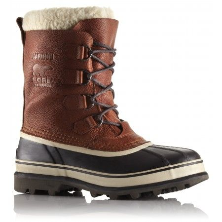 Sorel Men Caribou WL Tobacco
