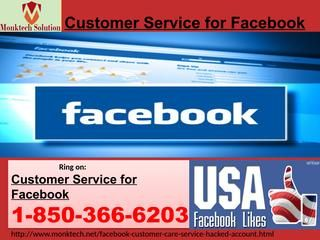 What is the process to connect Customer Service of Facebook? 1-850-366-6203 Our Customer Service for Facebook group is so great in their work since they never lose their concentration while giving the best administrations to their clients and they have never occupied while doing their occupation. In this way, you should simply to buzz our sans toll number 1-850-366-6203 which will divert you to our group quickly. To get more informative visit…