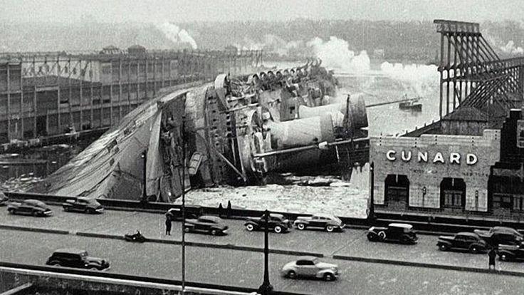 Самые жуткие морские катастрофы в мировой истории