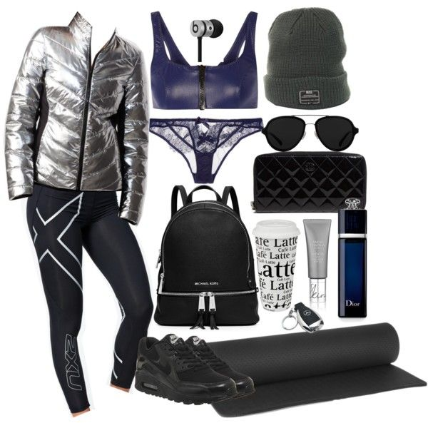 A fashion look from November 2015 featuring Aéropostale jackets, 2XU and Agent Provocateur. Browse and shop related looks.