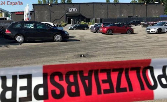 Al menos dos muertos y varios heridos por disparos en un club nocturno en Alemania