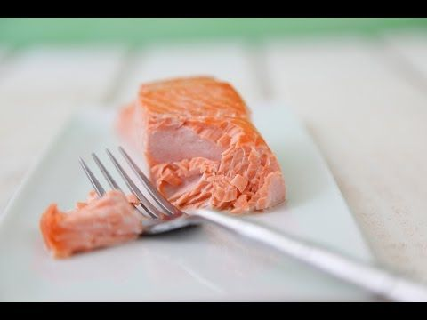Watch how to broil salmon video. It's so easy! Cooking this superfood fish is quick and simple and you'll have dinner on the table in no time!