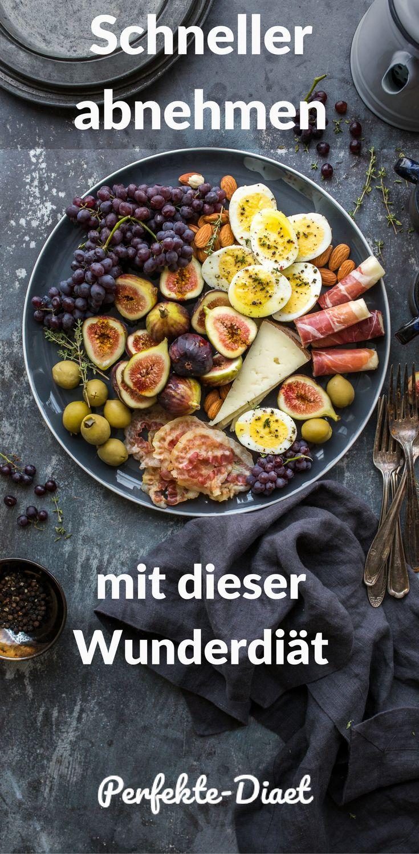 Einfach schneller abnehmen mit dieser Diät!