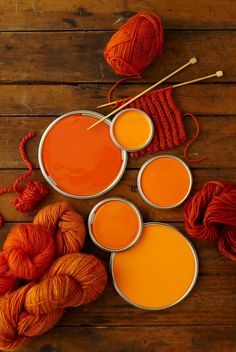Orange Color Palette #orange