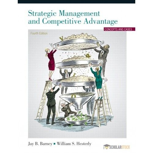 8 best management images on pinterest a comprehensive solution manual for strategic management and competitive advantage 4e by jay fandeluxe Images