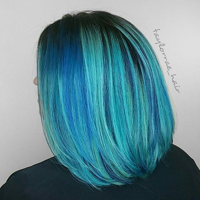 501 Best Extreme Hair Colors 1 Images On Pinterest