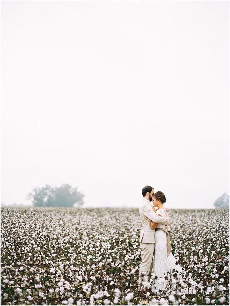 Rebekah + Nick // North Carolina Farm Wedding Film Photography