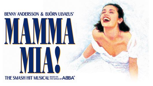 Going to see Mamma Mia in the West End!