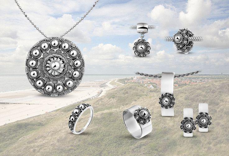 Dutch Button - the original, enige echte zeeuwse knoop sieraden collectie