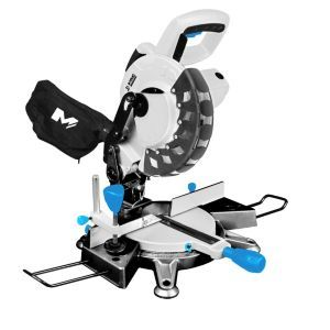 Mac Allister 1400W 220-240V 210mm Compound Mitre Mac Allister 1400W 220-240V 210mm Compound Mitre Saw BMS210M.This compound mitre saw is ideal for cutting various materials. (Barcode EAN=5052931533527) http://www.MightGet.com/april-2017-1/mac-allister-140