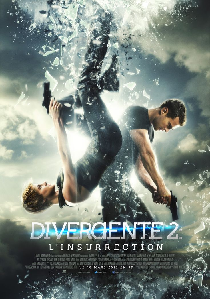 Divergente 2 : L'Insurrection (4/5)